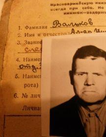Вальков Александр Николаевич