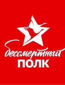 Шестакова (Голубцова) Ираида Арсентьевна