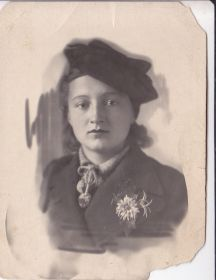 Неводниченко Мария Яковлевна.