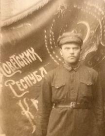 Тришкин Илья Никитович