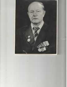 Чумаков Николай Алексеевич