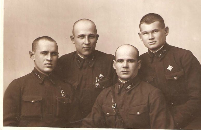 Я ищу. Родственников выпускников 1939 1-го Ленинградского Артучилища