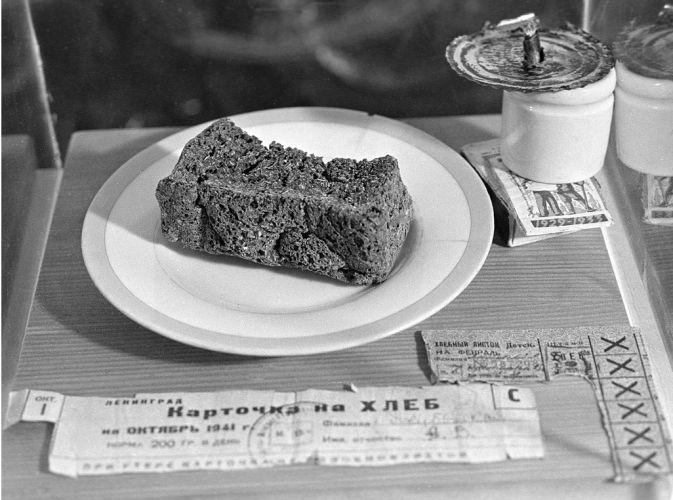 Город-герой Ленинград. История в лицах.  Часть 2. Голод
