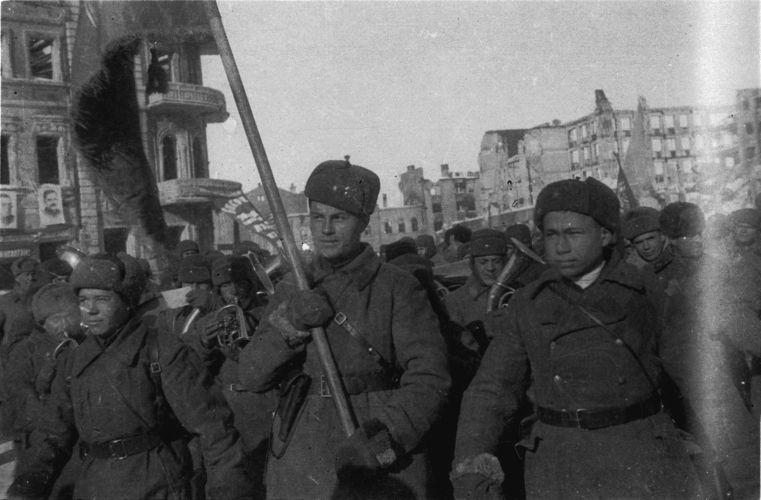 Если дед воевал в Сталинграде…