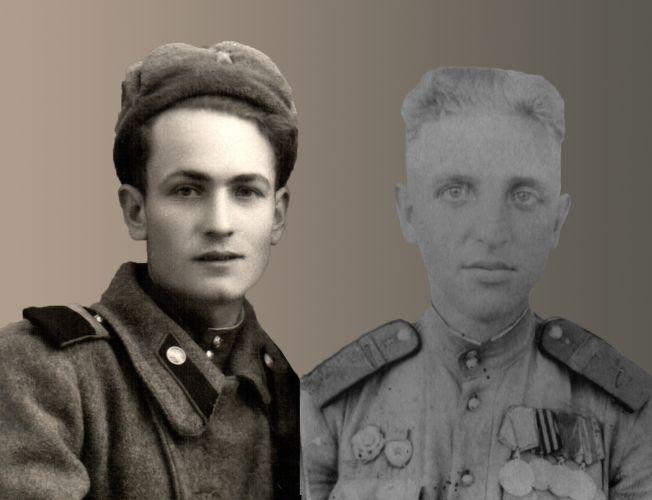 Однополчане встретились благодаря группе «Бессмертный полк» «ВКонтакте»