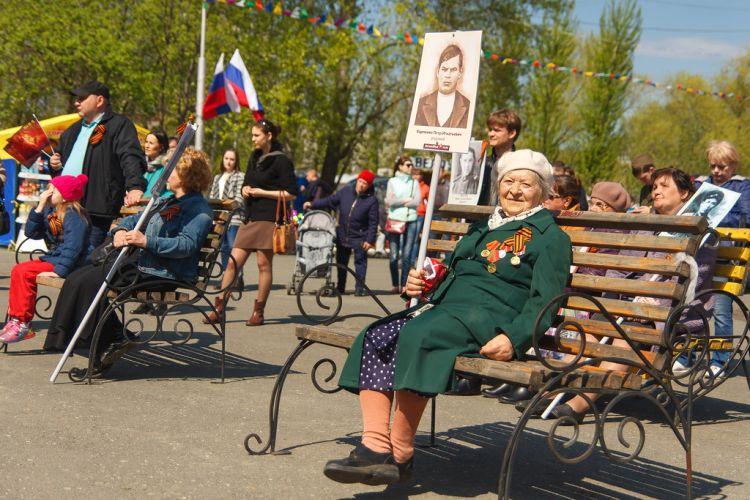 Бессмертный Полк - 2017. Урал