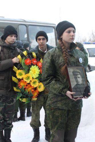 Солдаты возвращаются. Лукоянов Василий Васильевич, Булычев Василий Александрович