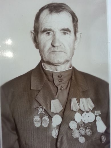 Ткаченко Василий Кузьмич