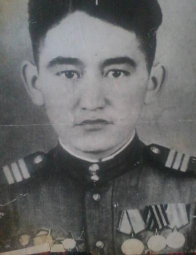 Муканов Кабдеш Хайрулинович