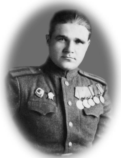 Спасёнов Фёдор Степанович