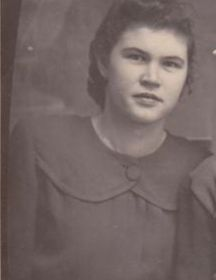 Егорова Тамара Павловна