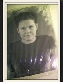 Рябова (Козлова по мужу) Мария Андреевна