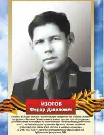ИЗОТОВ   Федор Данилович