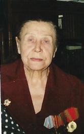 Осаркова Валентина Степановна