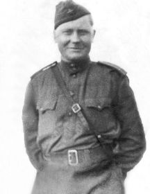 Сахаров Алексей Петрович