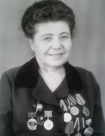 Стецик Клавдия Ивановна