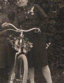 Акимова Анна Георгиевна