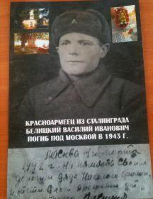 Белицкий Василий Иванович