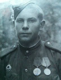Новокщёнов  Петр Ксенофонтович