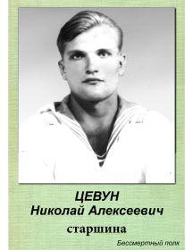 Цевун Николай Алексеевич