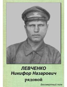 Левченко Никифор Назарович