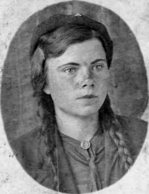 Плютова (Татаринцева) Вера Трофимовна