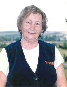 Самарина Антонина Николаевна