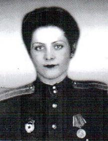 Иванова (Анисимова) Юлия Федоровна