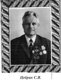 Цебрик Сергей Яковлевич