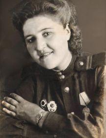 Меньшакова Анна Сергеевна