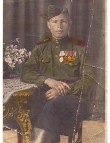 Евдокимов Меркурий Петрович