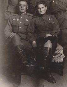 Макаровы Анатолий Алексеевич  и  Вера Александровна (Рязанова)