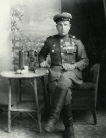 Бессарабов Петр Захарович