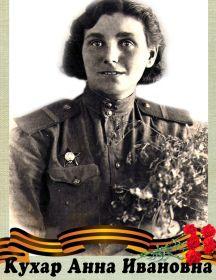 Кухарь Анна Ивановна