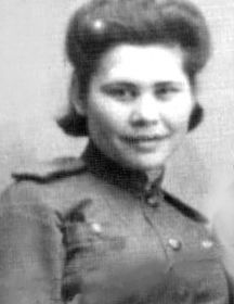 Калашникова Евгения Фёдоровна