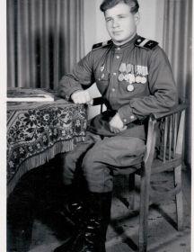 Сорокин Яков Кириллович