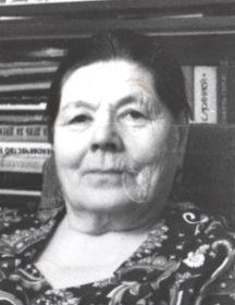 Шахова Евдокия Степановна