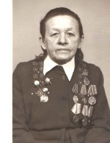 Горчакова Елизавета Тихоновна