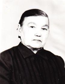 Труфанова Пелагея Марковна