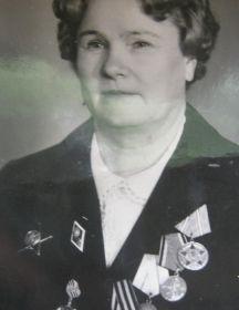 Сазонова Мария Ефимовна