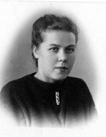 Никитина (Кольк) Тамара Георгиевна