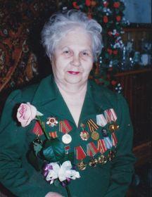 Савина (Грошева) Зоя Михайловна