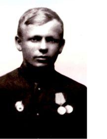 Сечин Георгий Алексеевич
