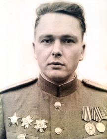 Клюкин Василий Дмитриевич