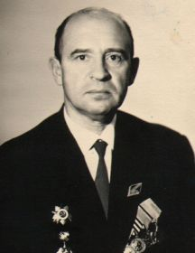 Андреев Евгений Семенович