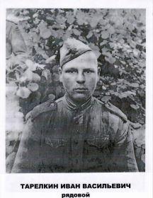 Тарелкин Иван