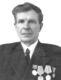 Ушаков Егор Григорьевич