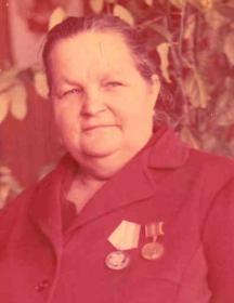 Большакова Мария Семёновна