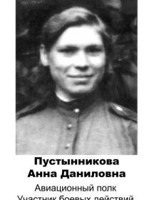 Москвина Анна Ивановна