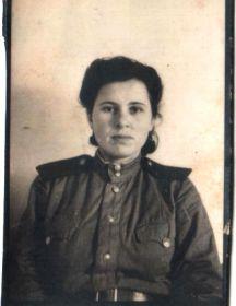 Чистосердова (Накарёнок) Любовь Андреевна